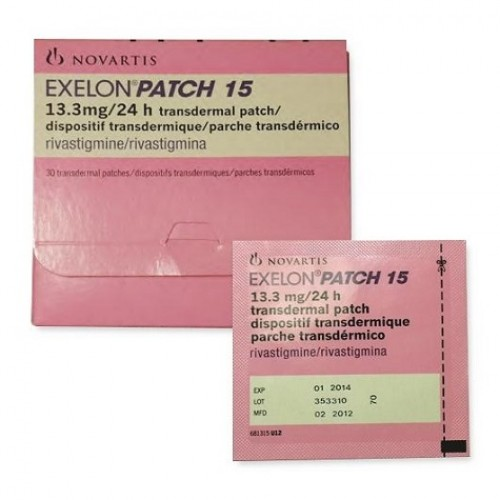 EXELON PATCH 15