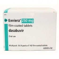 EXVIERA 250 MG TABLETS