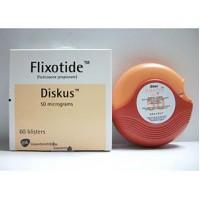 FLIXOTIDE DISKUS 50 MCG