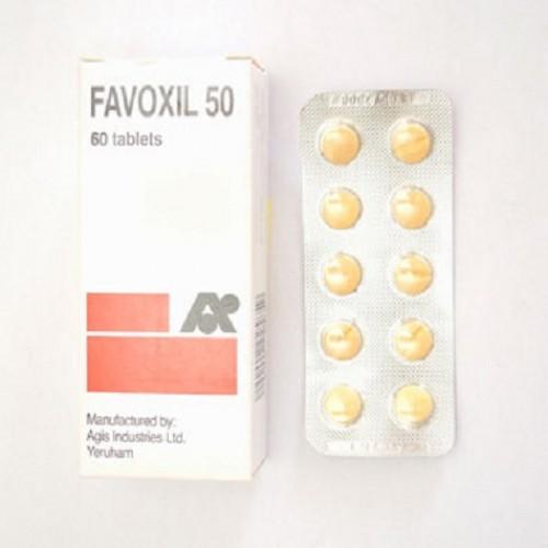 FLUVOXAMINE TEVA 50 MG