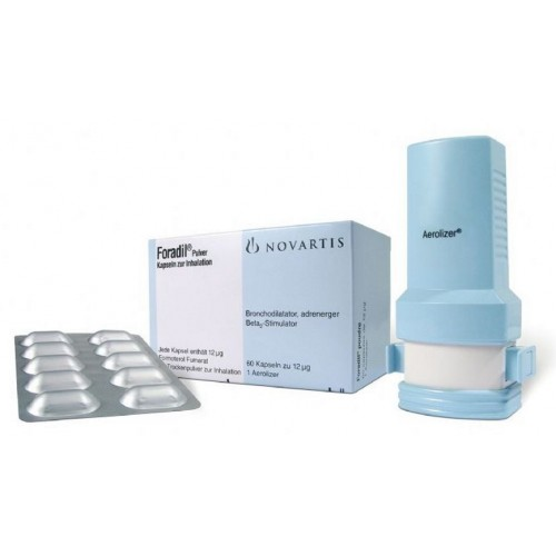 FORADIL CAPSULES FOR INHALATION