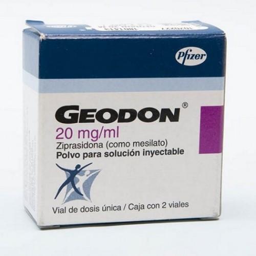 GEODON 20 MG CAPSULES