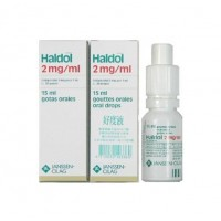 HALDOL 2 MG/ML DROPS