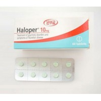 HALOPER 10 MG TABLETS