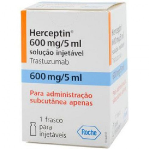 HERCEPTIN 600 MG/ 5 ML S.C.