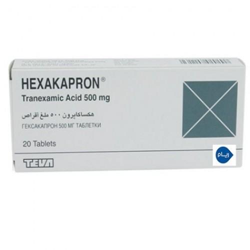 HEXAKAPRON