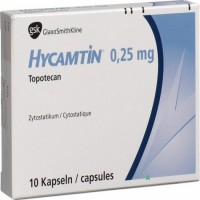HYCAMTIN 0.25 MG