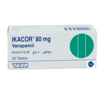IKACOR 80 MG