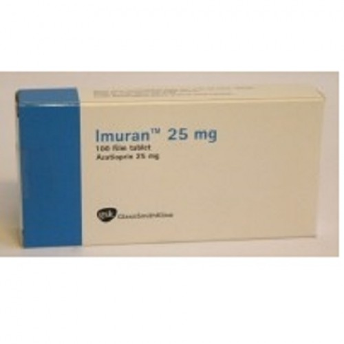 IMURAN TABLETS 25 MG