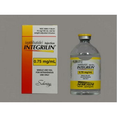 INTEGRILIN 2 MG/ML