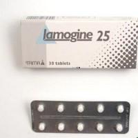 LAMOGINE 25 MG