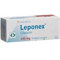 LEPONEX 100 MG TABLETS