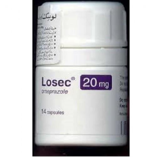 LOSEC 20 MG