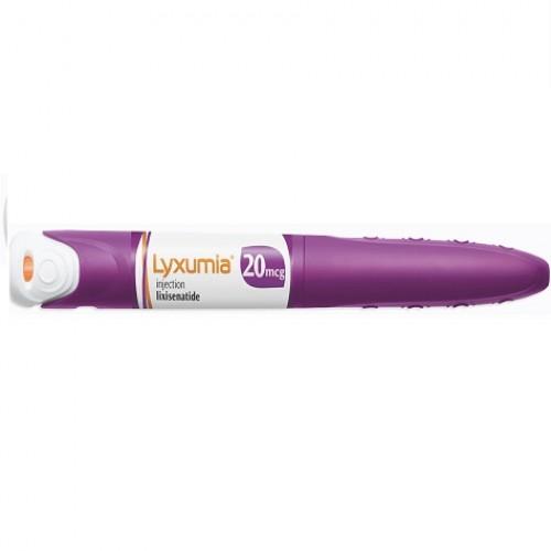 LYXUMIA 20 MCG