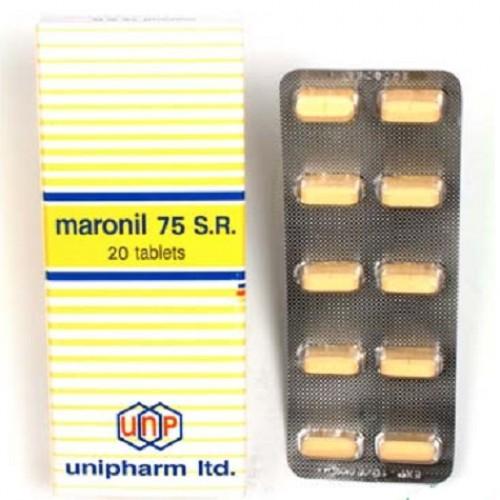 MARONIL 75 S.R