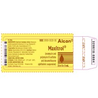 MAXITROL OPHTHALMIC SUSPENSION