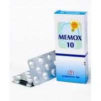 MEMOX 10