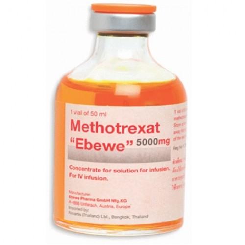 METHOTREXAT EBEWE 100 MG/ML