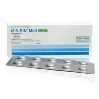 MINIRIN MELT 120 MCG