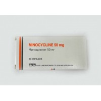 MINOCYCLINE 50 MG