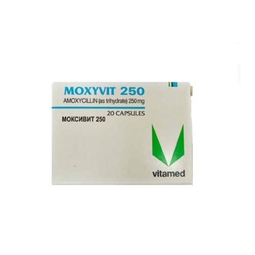 MOXYVIT 250 CAPSULES
