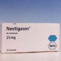 NEOTIGASON 25 MG