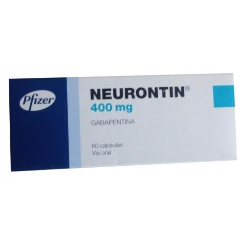 NEURONTIN 400 MG