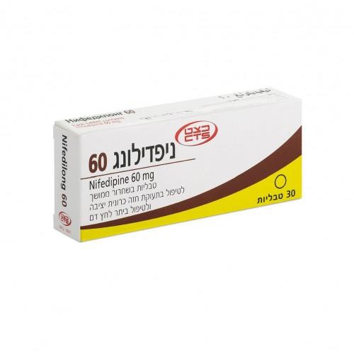 NIFEDILONG 60