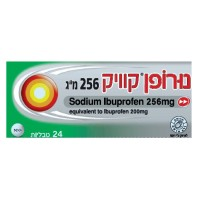NUROFEN QUICK 256 MG