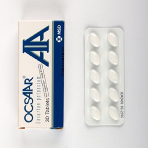 OCSAAR 50 MG TABLETS