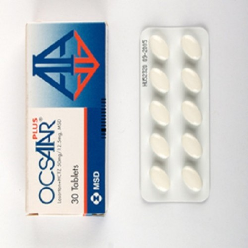 OCSAAR PLUS TABLETS