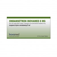 ONDANSETRON INOVAMED 8 MG