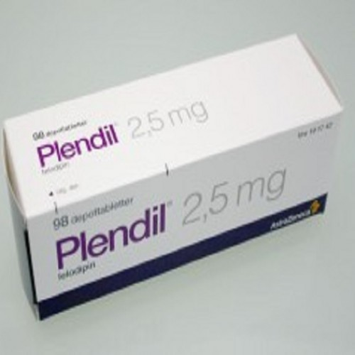 PENEDIL 2.5 MG EXTENDED RELEASE TABLETS