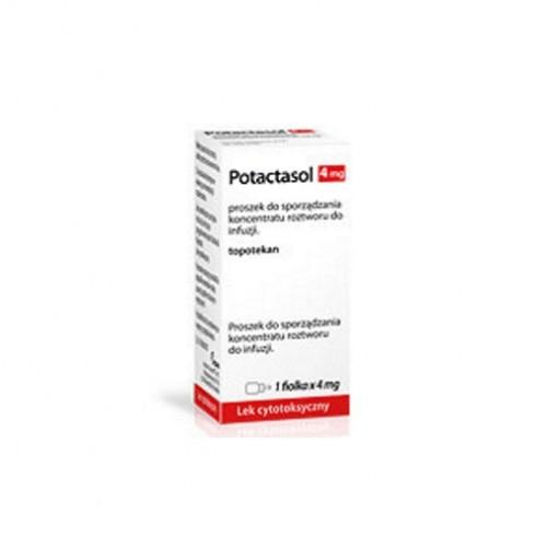 POTACTASOL 4 MG