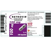 RETROVIR IV FOR INFUSION