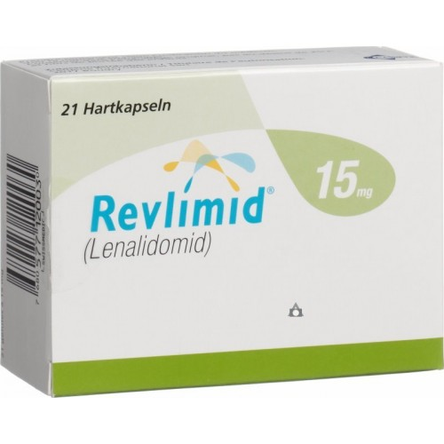 REVLIMID 15 MG