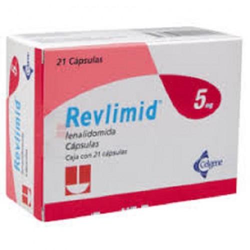 REVLIMID 5 MG