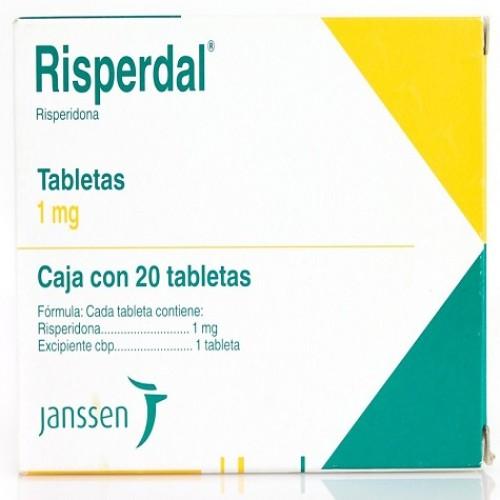 RISPERDAL 1 MG