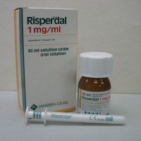 RISPERDAL 1 MG/ML