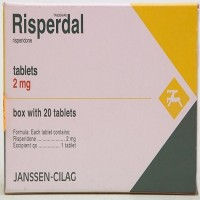 RISPERDAL 2 MG