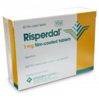 RISPERIDEX 1 MG