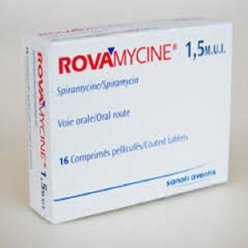 ROVAMYCIN