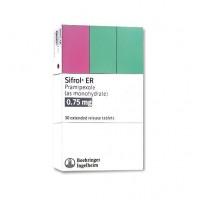SIFROL ER 0.75 MG