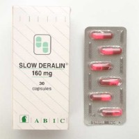 SLOW DERALIN 160 MG