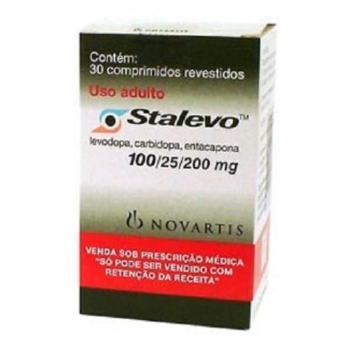 STALEVO 100/25/200 MG
