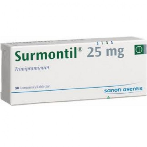 SURMONTIL 25 MG