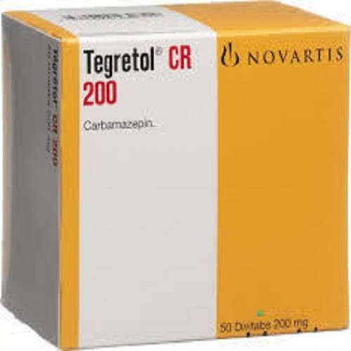 TEGRETOL CR 200 MG