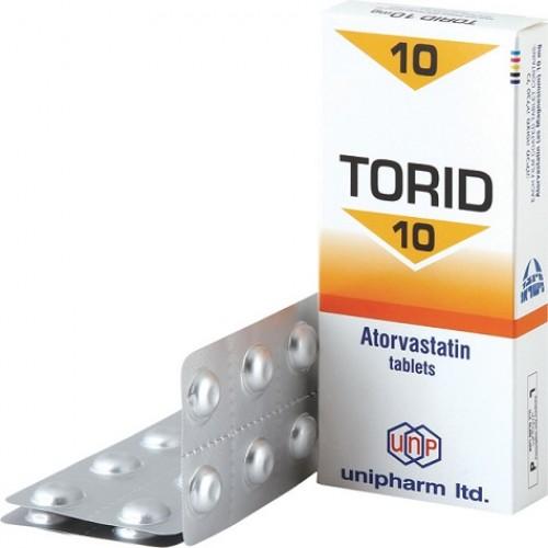 TORID 10