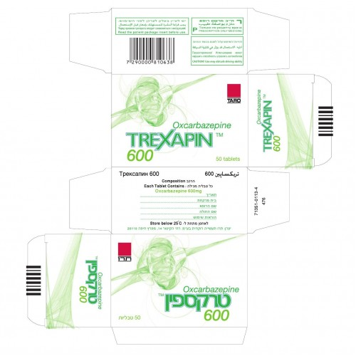 TREXAPIN 600