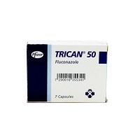 TRICAN 50 MG CAPSULES